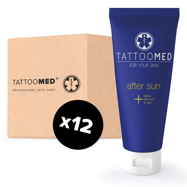TattooMed after sun 100ml