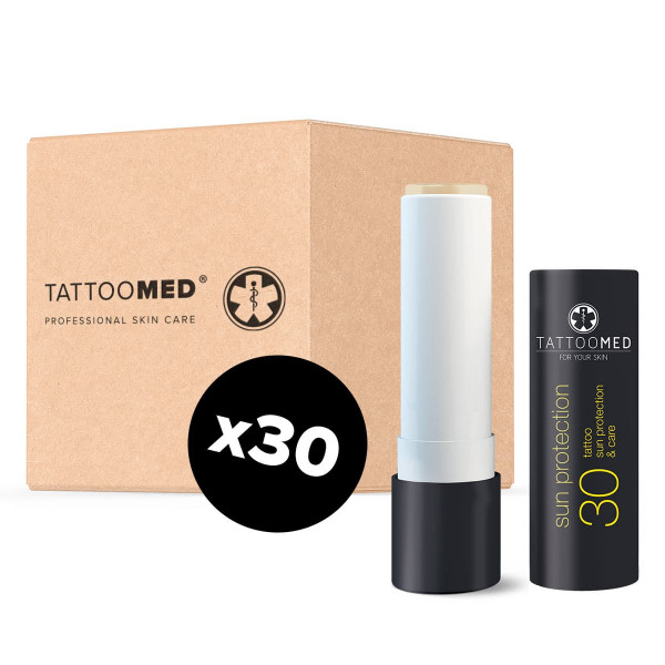 TattooMed sun protection stick LSF 30 4,8gr