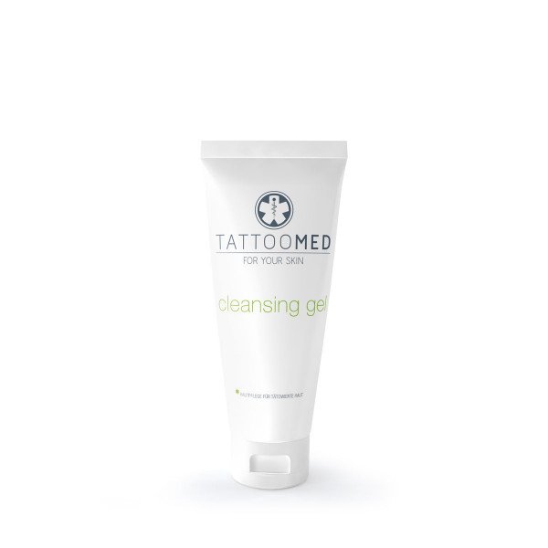 TattooMed Cleansing Gel 25ml - zeepvrije wasgel voor je verse tattoo